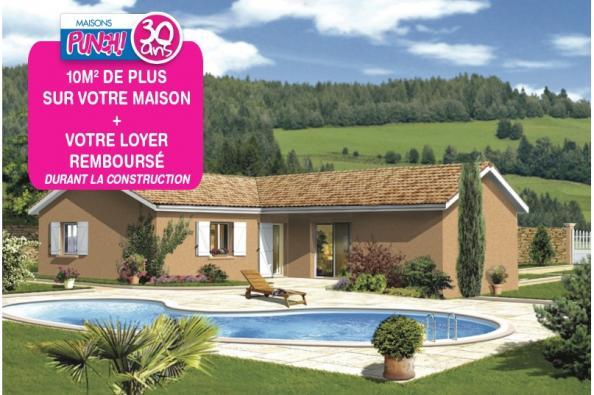 Maison SEGA - Villette-d'Anthon (38280)