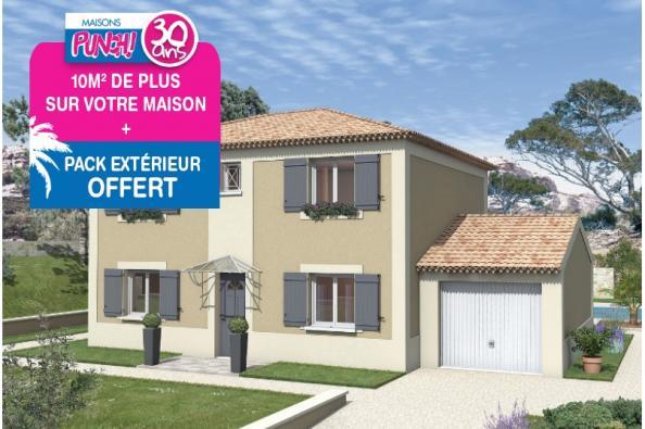 Maison BALADI - VERSION SUD - Montségur-sur-Lauzon (26130)