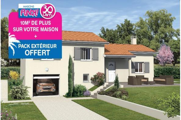 Maison BEGIN - Cours-la-Ville (69470)