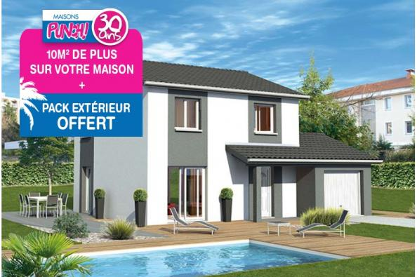 Maison CAPOEIRA - Villerest (42300)