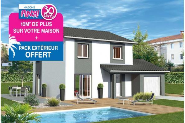 Maison CAPOEIRA - Chaleins (01480)