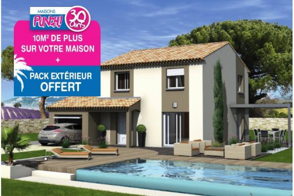 Maison CAPOEIRA - VERSION SUD - Bouchet (26790)