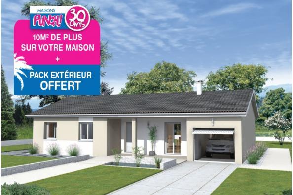 Maison FOLIA - Loyettes (01360)