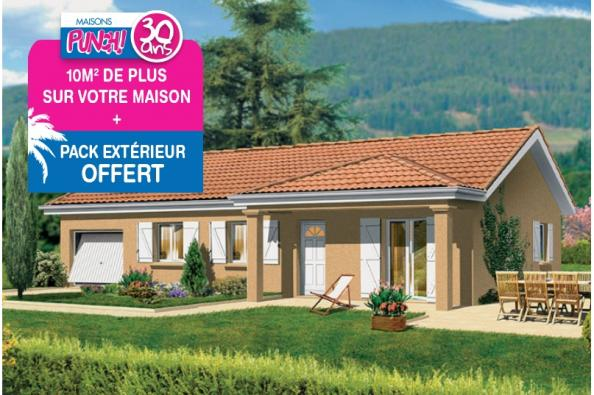 Maison LAMBADA - Villieu-Loyes-Mollon (01800)