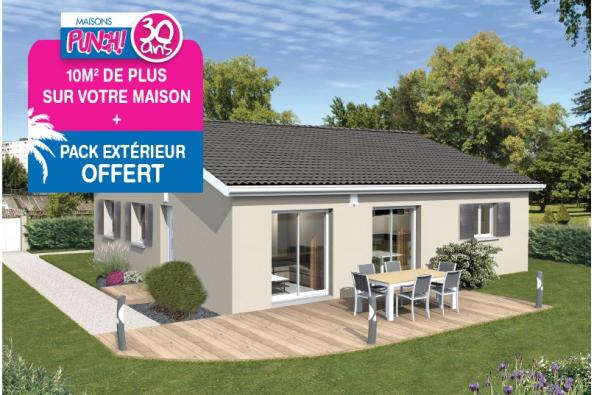 Maison LIMBO TRADITIONNELLE - Amplepuis (69550)