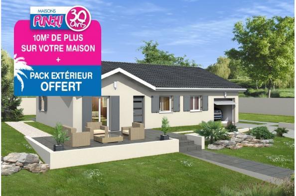Maison MACARENA - Saint-Didier-sur-Chalaronne (01140)
