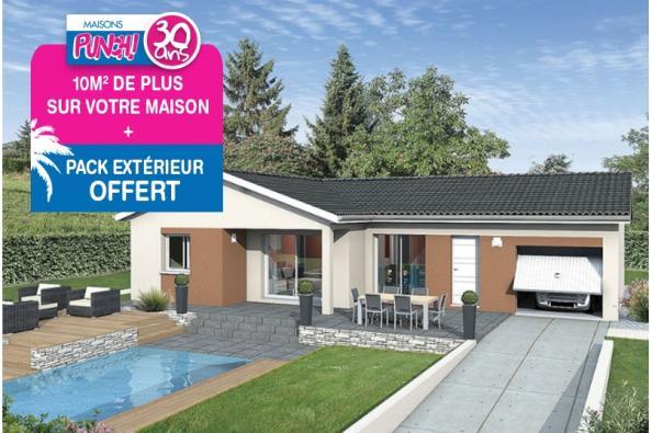 Maison MALOYA - Vignieu (38890)