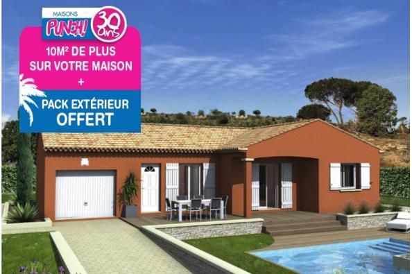 Maison MALOYA - VERSION SUD - Montségur-sur-Lauzon (26130)