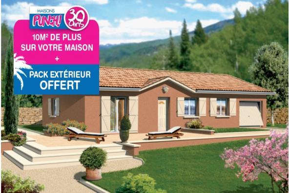 Maison MEZZO - Sérignan-du-Comtat (84830)