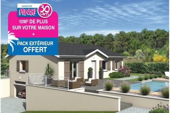 Maison MEZZO - Saint-Victor-sur-Rhins (42630)