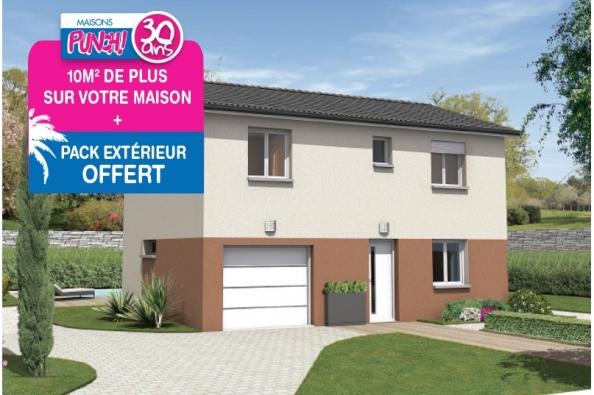 Maison REGGAE - Châtillon-la-Palud (01320)