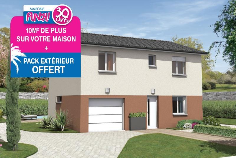Recherche maison neuve ou maison individuelle ma future for Maison 90m2 prix