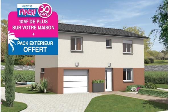 Maison REGGAE - Saint-Jean-la-Bussière (69550)