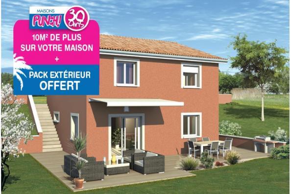 Maison RUMBA - Châtillon-sur-Chalaronne (01400)