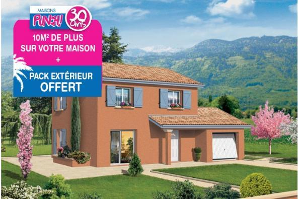 Maison SALSA - Crêches-sur-Saône (71680)