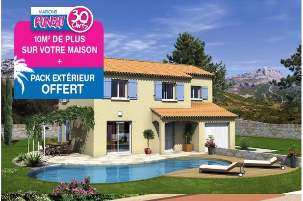 Maison SALSA - VERSION SUD - Tulette (26790)