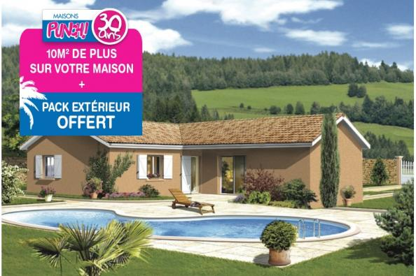 Maison SEGA - Saint-Étienne-sur-Chalaronne (01140)
