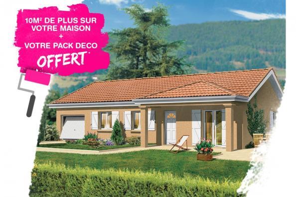 Maison LAMBADA - Saint-Didier-de-la-Tour (38110)