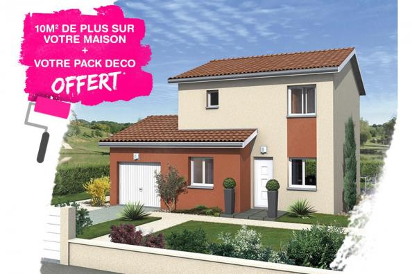 Maison ZUMBA - Bourg-en-Bresse (01000)