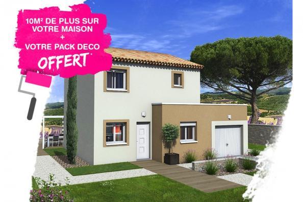 Maison TANGO - VERSION SUD - Sérignan-du-Comtat (84830)