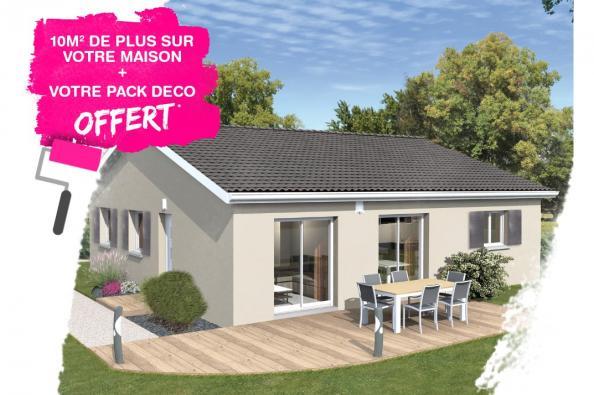 Maison LIMBO TRADITIONNELLE - Saint-Cyr-sur-Menthon (01380)