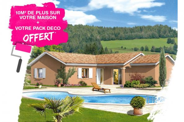 Maison SEGA - Montagnat (01250)