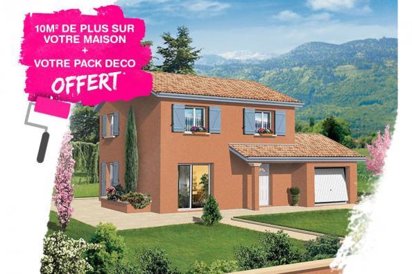 Maison SALSA - VERSION BOURGOGNE - Saint-Nizier-sous-Charlieu (42190)