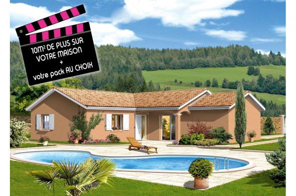 Maison SEGA - Chanoz-Châtenay (01400)