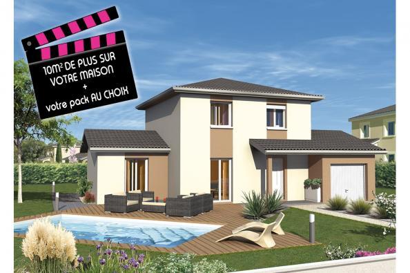 Maison BALBOA - Montagnat (01250)