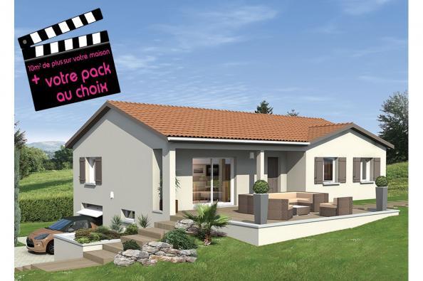 Maison BODEGA - Saint-Savin (33920)
