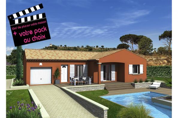 Maison MALOYA - VERSION SUD - Bagnols-sur-Cèze (30200)
