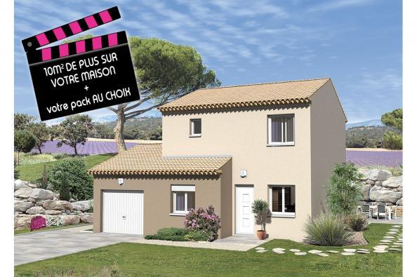 Maison ZUMBA - VERSION SUD - Bagnols-sur-Cèze (30200)