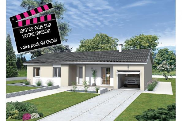 Maison FOLIA - Lent (01240)