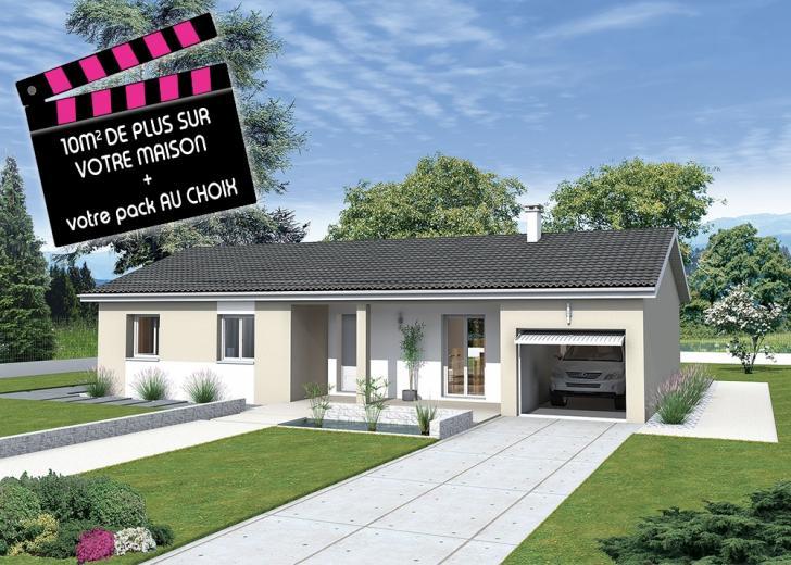Plan de maison - FOLIA