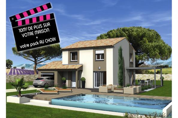 Maison CAPOEIRA - VERSION SUD - Carpentras (84200)