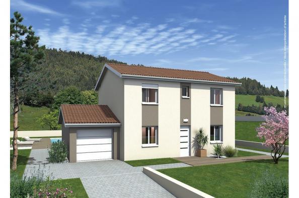 Maison BALADI - Civrieux-d'Azergues (69380)