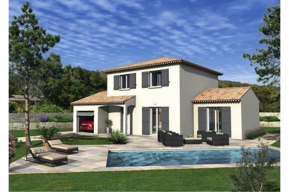 Maison BALBOA - VERSION PACA - Grignan (26230)