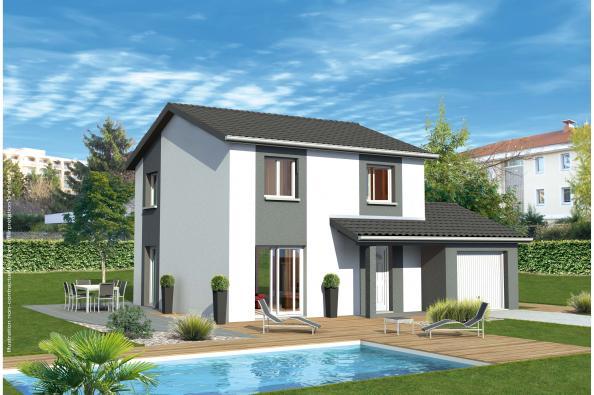 Maison CAPOEIRA - Chaussan (69440)