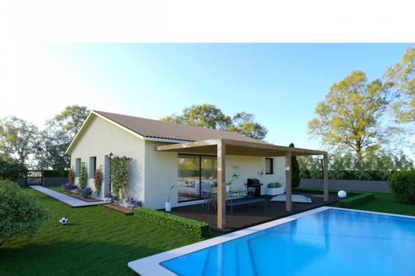 Maison LIMBO - Chevroux (01190)