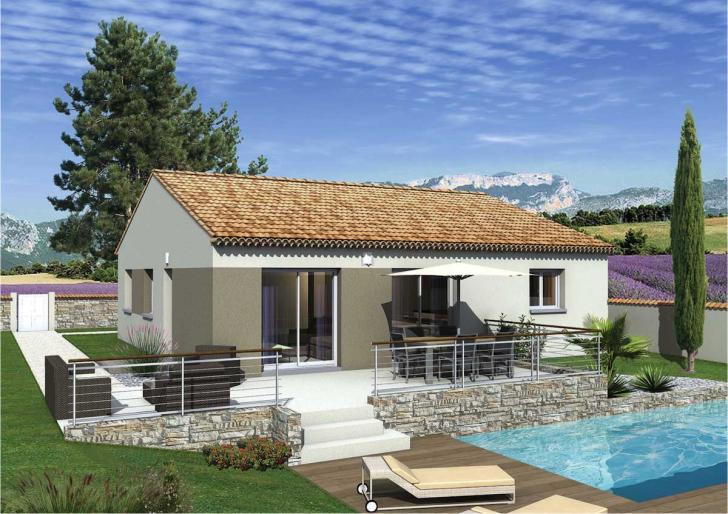Plan de maison - LIMBO  - VERSION SUD