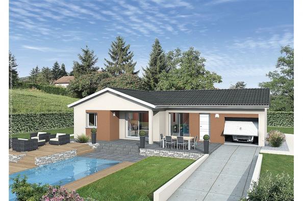 Maison MALOYA - Dompierre-sur-Veyle (01240)