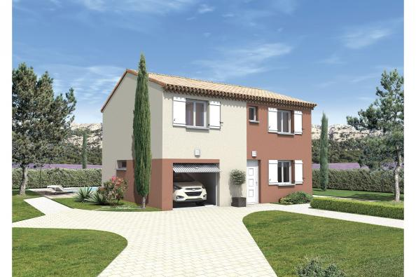 Maison REGGAE - Beauvoisin (30640)