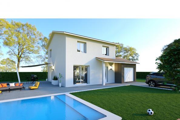 Maison SALSA - Saint-Didier-sous-Riverie (69440)