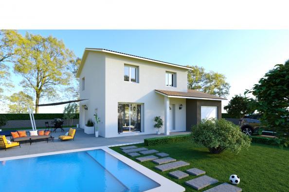 Maison SALSA - Bourg-de-Thizy (69240)