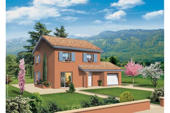 Maison SALSA - VERSION BOURGOGNE - Châtillon (69380)