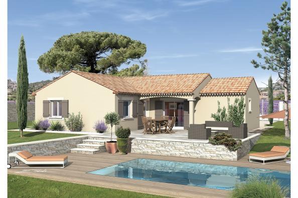 Maison SEGA - VERSION SUD - Roquemaure (30150)