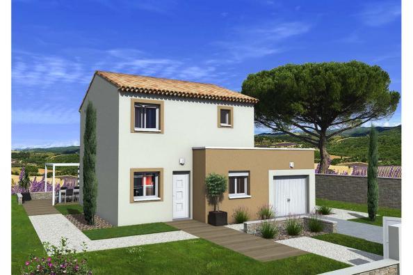 Maison TANGO - VERSION PACA - Camaret-sur-Aigues (84850)