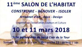 Retrouvez Maisons PUNCH au salon de l'habitat de Saint-Clair-de-la-Tour