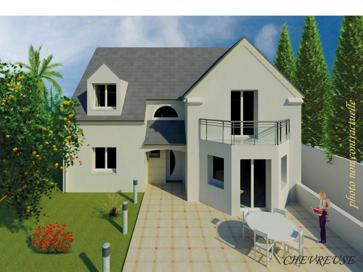 Modèle de maison CHEVREUSE : Vignette 1