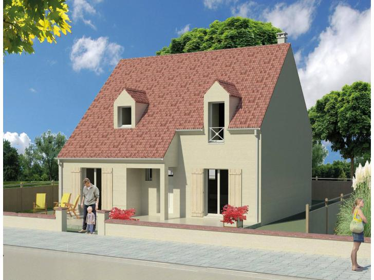 Modèle de maison LA FRANCILIERE : Vignette 1